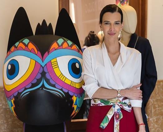 Aline Bortoloti, Directora de Fashion Group International México